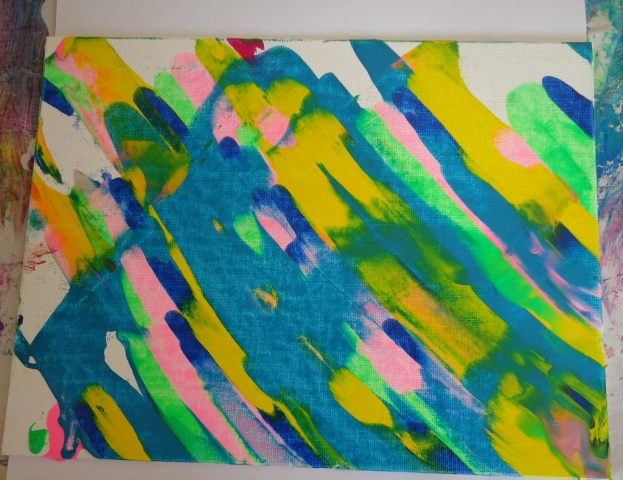Abstract Colourful Artwork